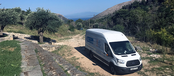 European Removals - Man and Van Europe